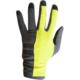 PEARL iZUMi Escape Thermal Guantes Hombre, screaming yellow